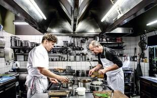 """Philip Rachinger, mojster kuhe: """"Kreiranje jedi mora biti zabavno!"""""""
