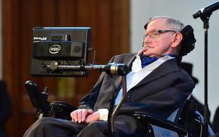 Stephen Hawking ima vzpodbudne nasvete za tiste, ki jih muči depresija