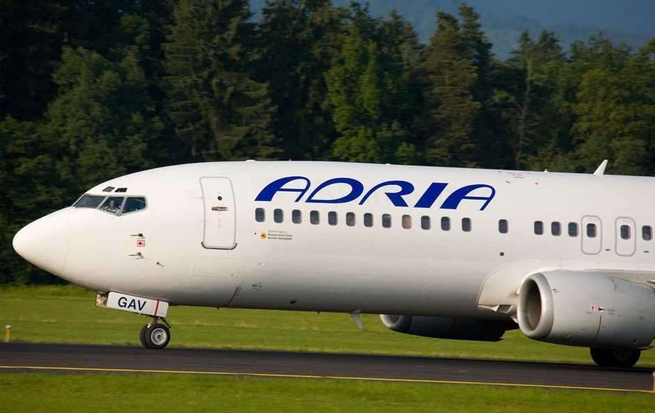 Adria Airways odpira novo letalsko linijo z Düsseldorfom (foto: profimedia)