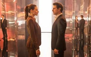 Tom Cruise se z novo Misijo Nemogoče vrača kot agent Ethan Hunt