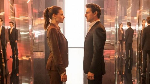 Tom Cruise se z novo Misijo Nemogoče vrača kot agent Ethan Hunt (foto: Press)
