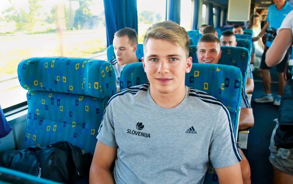 """Saša Dončić o sinu Luki: """"Srečen sem zanj!"""" (foto: Goran Antley)"""