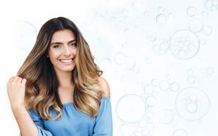NIVEA micelarni šampon: lasje še nikoli niso bili tako čisti!