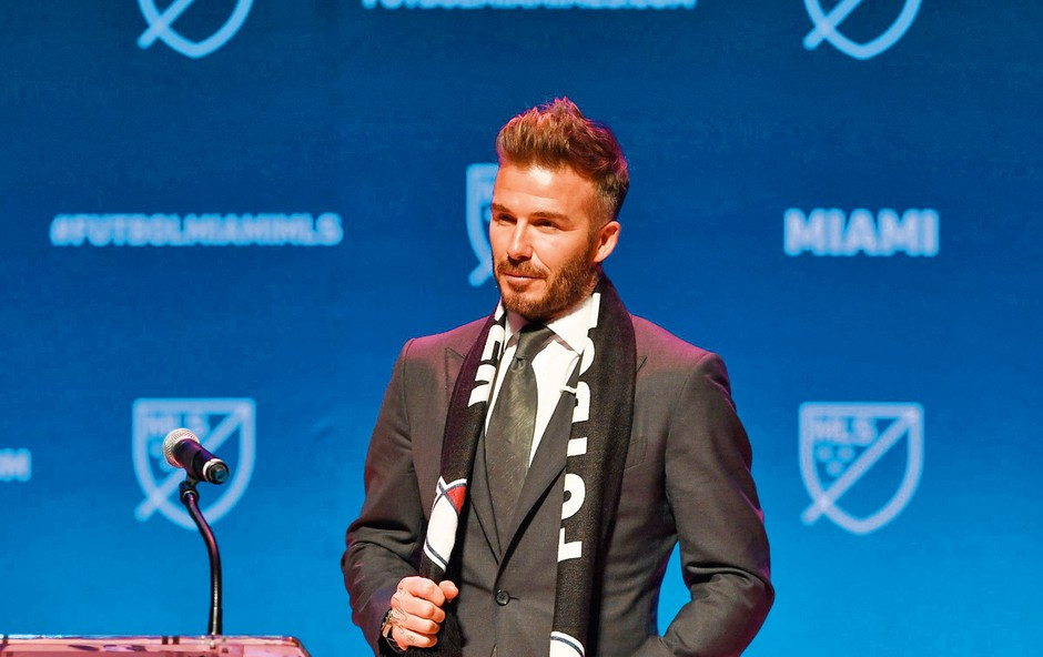 David Beckham z novim imidžem žanje nove uspehe! (foto: Profimedia)