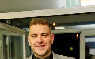 Aleksandar Jović (The Biggest Loser Slovenija) tudi po koncu šova ohranja vitko postavo