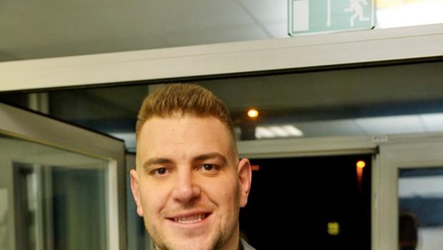 Aleksandar Jović (The Biggest Loser Slovenija) tudi po koncu šova ohranja vitko postavo (foto: Primož Predalič)