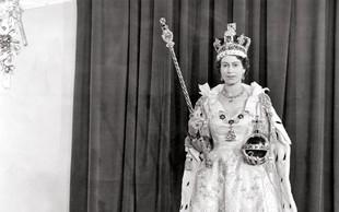 Elizabeta II. se je na dan kronanja počutila obupno