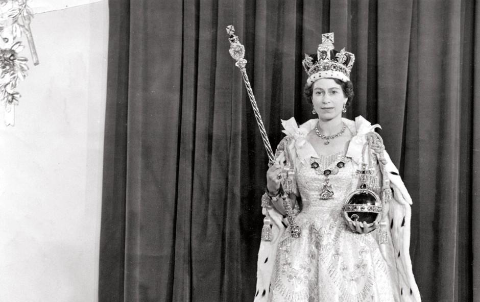 Elizabeta II. se je na dan kronanja počutila obupno (foto: Profimedia)