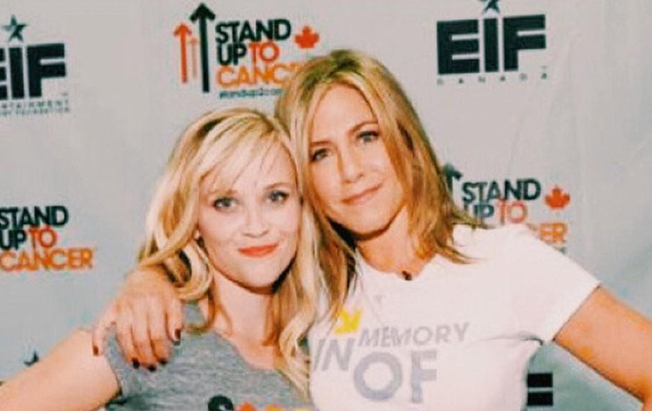 Nova serija z Reese Whiterspoon in Jennifer Aniston bo stala 240 milijonov dolarjev! (foto: Profimedia)