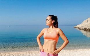 Alenka Košir razkrila recept za svojo čudovito postavo