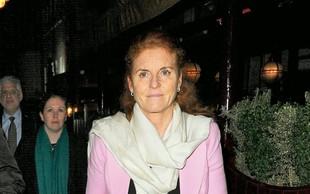 Sarah Ferguson ni povabljena na Harryjevo poroko