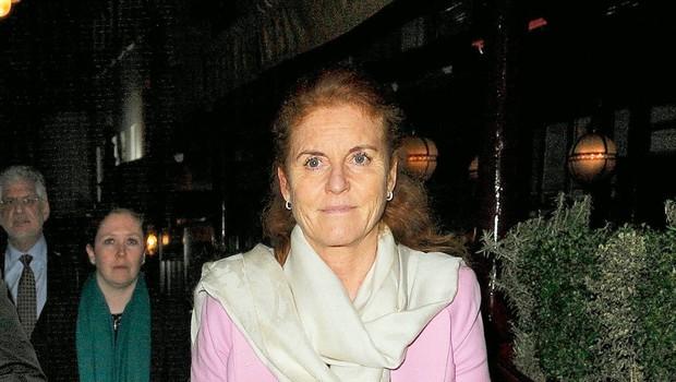 Sarah Ferguson ni povabljena na Harryjevo poroko (foto: Profimedia)
