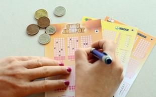 90 milijonov evrov vreden Eurojackpot si je razdelilo pet Fincev!