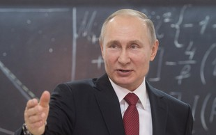 Putin načrtuje rusko alternativo Wikipediji