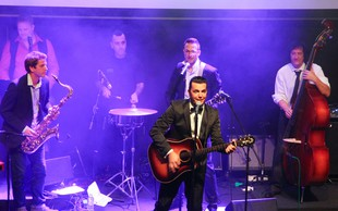 Rok'n'band in Gala valentinov koncert