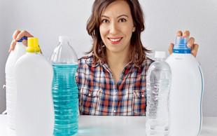 Čiščenje doma brez nepotrebnih strupov - recepti za domača čistila