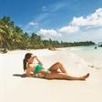 Nina Donelli brezskrbno uživala v Dominikanski republiki