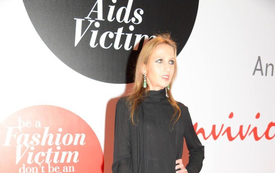 Allegra Versace v primežu bogastva in anoreksije (foto: Profimedia)