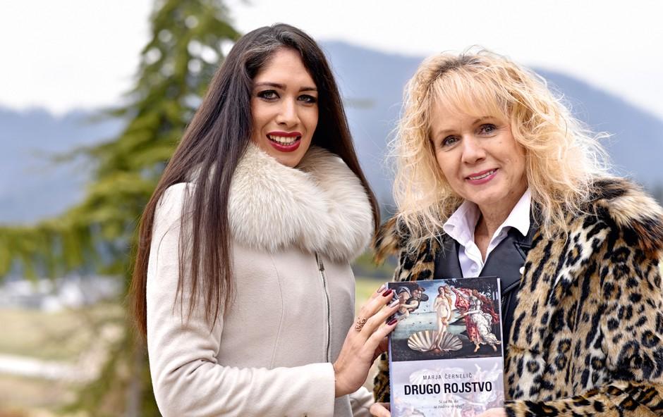 """Psihoterapevtka Barbara Sarić: """"Najpomembnejši osebi v življenju vsakega sta mati in oče!"""" (foto: Igor Zaplatil)"""