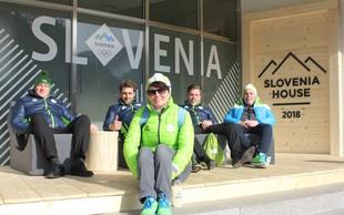 Goveja juha, žganci in potica v Slovenski hiši na olimpijskih igrah!