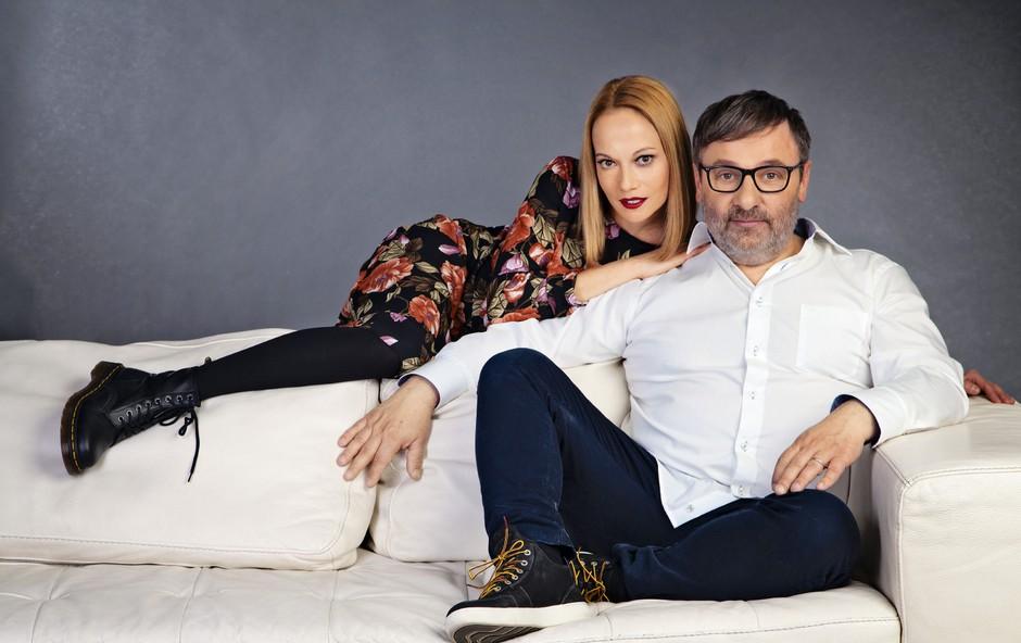 Viktorija in Bojan Emeršič: Ona je načrtovalka, on improvizator (foto: Aleksandra Saša Prelesnik)