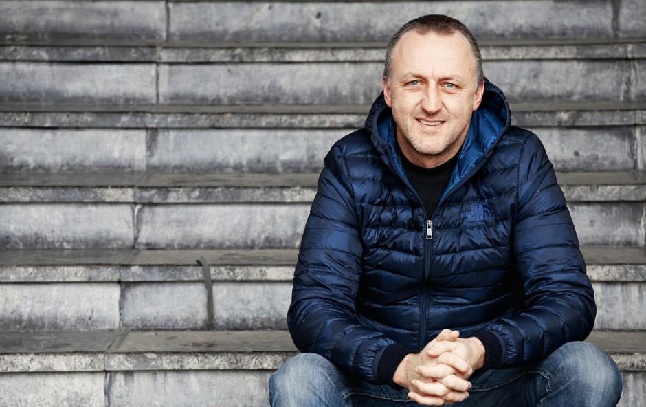 Kirurg Jurij Gorjanc: Ko med operacijo zmanjka elektrike ... (foto: Aleksandra Saša Prelesnik)