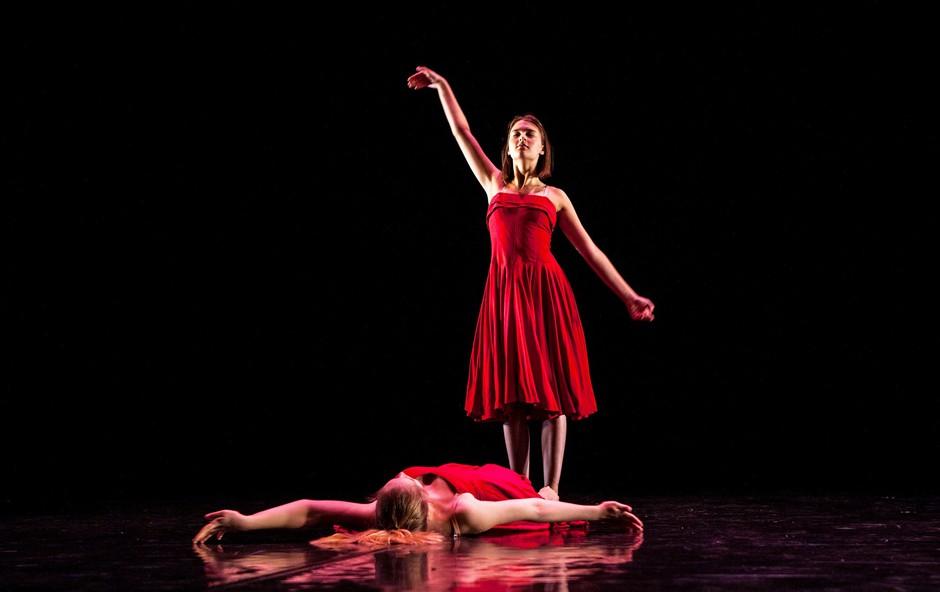 117 sodelujočih na državnem plesnem tekmovanju OPUS 1 (foto: Matija Lukič)