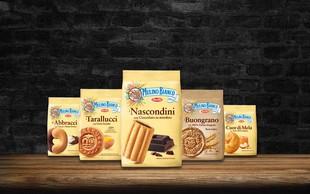 Naziv Produkt leta2018 v kategoriji piškoti je dobilo podjetje Barilla za Mulino Bianco!