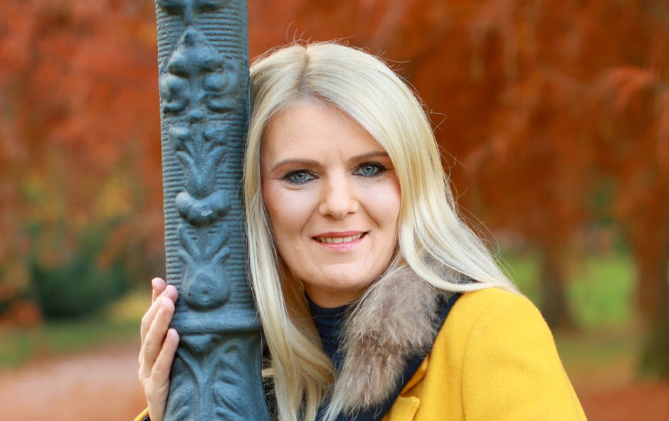 Tanja Zajc Zupan: Na mladinske sestanke je hodila zaradi skrite ljubezni (foto: Goran Antley)