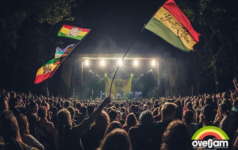 Overjam 2018 letos prvi med velikimi tolminskimi festivali! Prihaja tudi Ziggy Marley! (foto: Overjam)