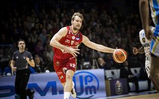 Zoran Dragič ponovno s poškodbo desnega kolena