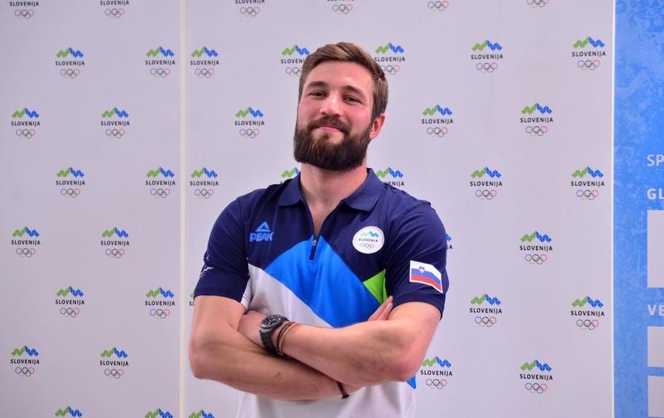 Filip Flisar je zaradi neuspelega lova na medaljo žalosten, a dovolj nor, da bo vztrajal do Pekinga! (foto: profimedia)