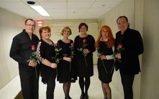 Vokalna skupina Gloria z velikim koncertom ob 35-letnici