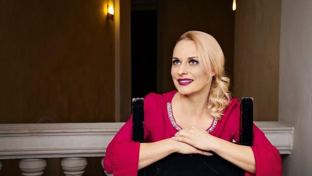 Sabina Cvilak: Čarobno se je odpraviti na predstavo (foto: Aleksandra Saša Prelesnik)