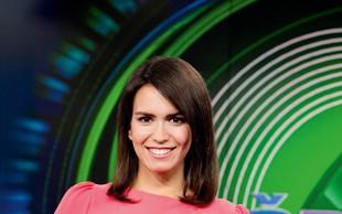 Nataša Gavranić, voditeljica na POP TV, je zelo lepa nosečnica, le poglejte si, kako žari
