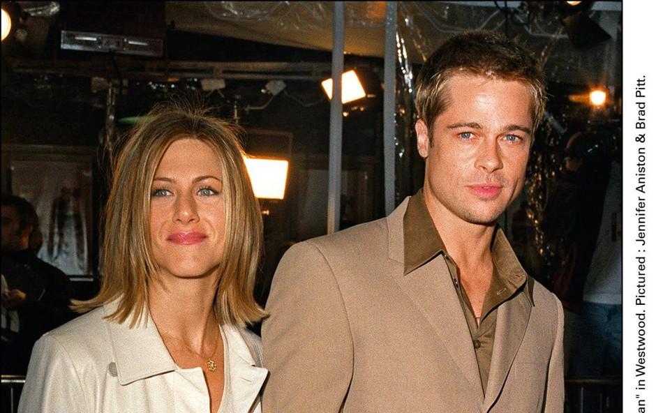 Hollywood ugiba: Bosta Brad in Jennifer spet skupaj? (foto: Profimedia)