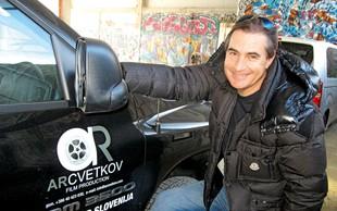Rok Cvetkov, kaskader: Na nevarne prizore se je vedno profesionalno pripravil