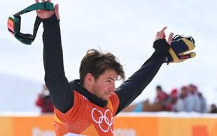 Deskar Žan Košir bronast v Pyeongchangu