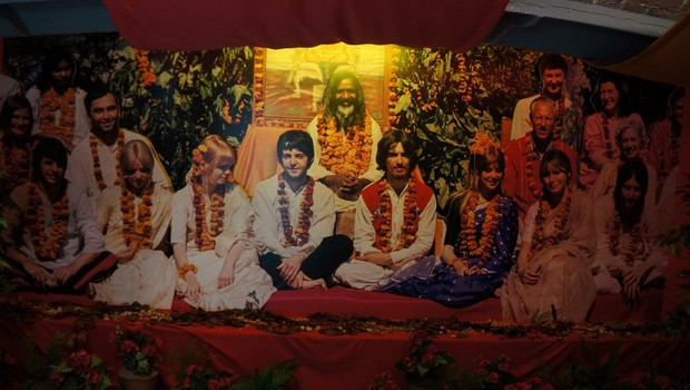 Mineva 50 let od spiritualnega potovanja Beatlov v Indijo (foto: profimedia)