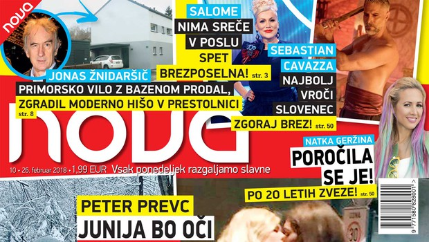 Pia Filipčič (Big Brother) v objemu znane Slovenke! Več v novi Novi! (foto: Nova)
