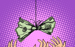 """""""Prijatelji me finančno izkoriščajo. Kako naj ukrepam?"""" Magdalena svetuje!"""