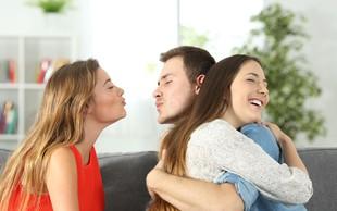 10 laži, s katerimi ženske bežijo od resnice, da so 'druga ženska'!
