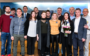 Družba BTC ostaja eden ključnih podpornikov slovenskih telovadcev