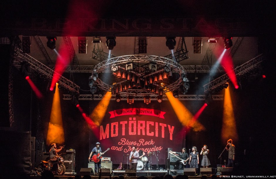 Blues rock festival MotörCity na Sotočju že drugič! (foto: MotorCity Press)