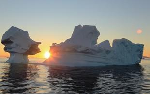 Bizarno vreme: Na Arktiki je te dni toplejše vreme kot v Evropi!