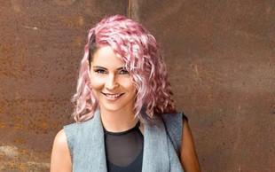 Lea Sirk z novo pričesko - poglejte, kakšno barvo las je izbrala tokrat!