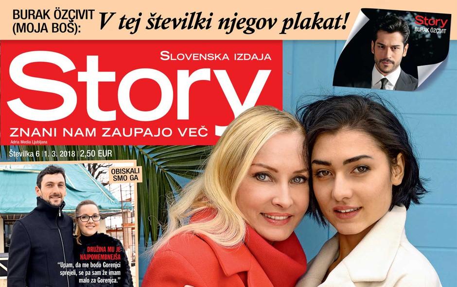 Tanja Ribič in Zala Đurić Ribič: Odhod v Ameriko naju je še bolj povezal! Več v novi Story! (foto: Story)