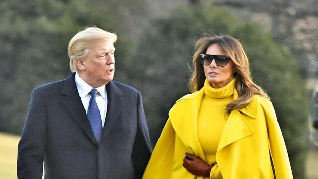 Donald in Melania Trump: Je njun zakon res v krizi?! (foto: Profimedia)