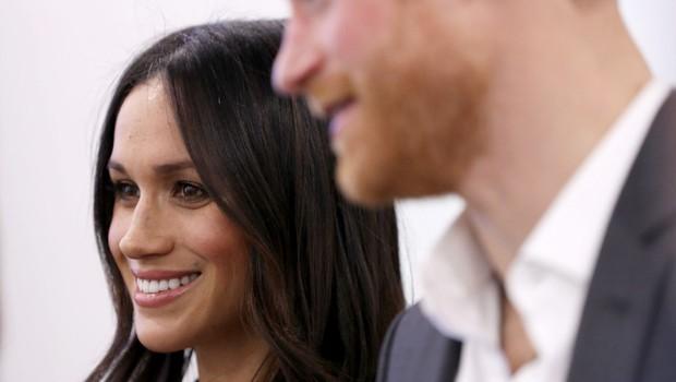 Princ Harry in Meghan na svojo poroko povabila več tisoč Britancev (foto: profimedia)