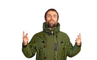 Liam Gallagher nima stikov s hčerama